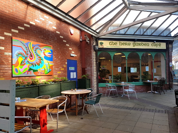 Main image - The Cafe is open