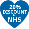 20% discount for NHS